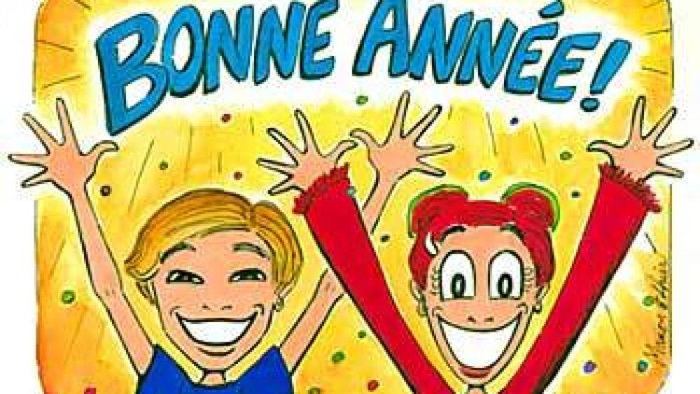 BONNE ANNEE!!!!!!