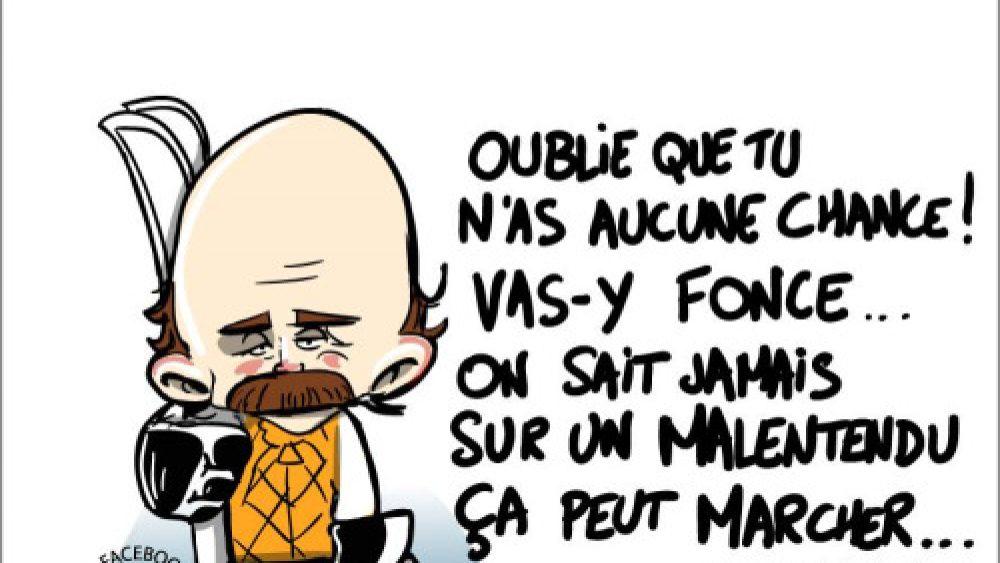 French Expression: Qui Ne Tente Rien, N'A Rien