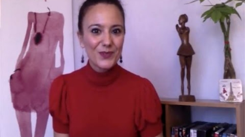 French Video Blog, Jan 21st, on talking about cinema