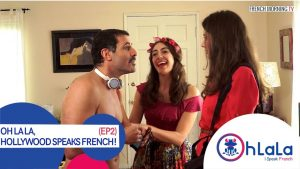 Web series to learn French
