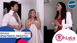 French Lesson 22: Un Paris Sexy