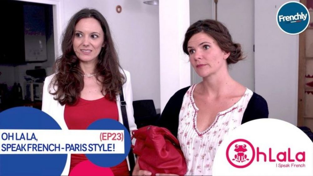 French Lesson 23: Temps Orageux