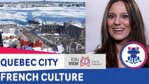 Learn French in Quebec City