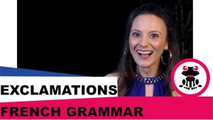 Learn French Exclamations
